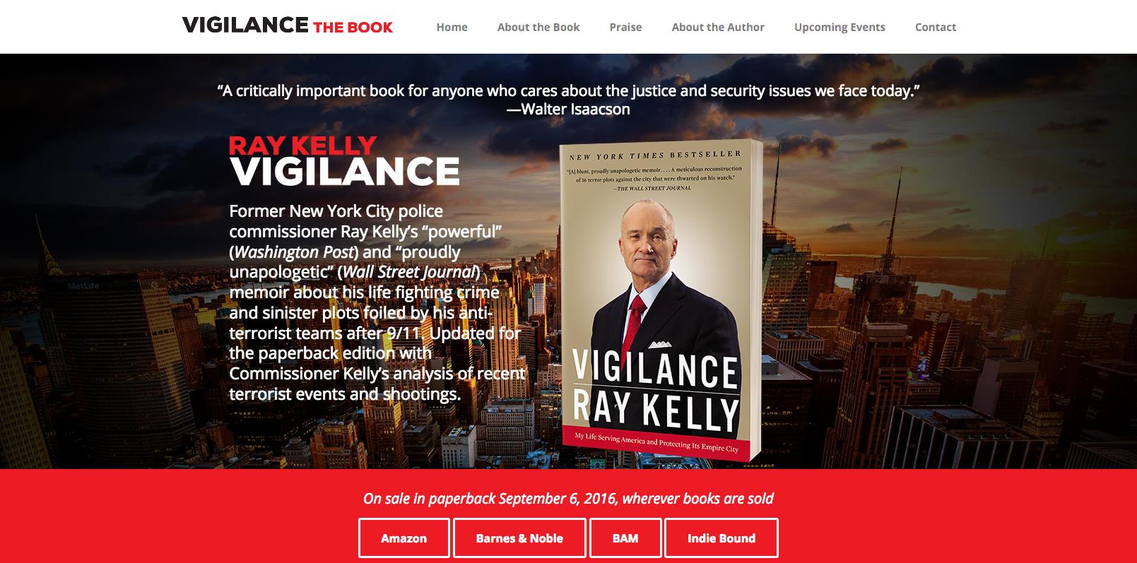 VIGILANCE-TheBook-RayKelly
